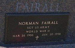 Norman Fairall