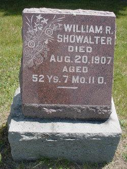 William R Showalter