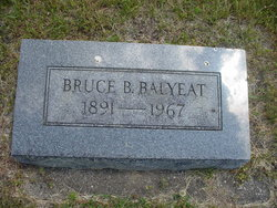 Bruce B Balyeat