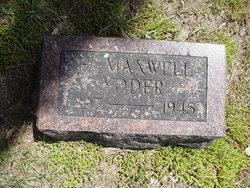 H Maxwell Yoder