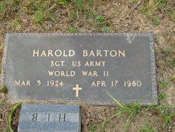Harold L. Barton