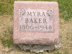 "Samaria ""Myra"" Baker"
