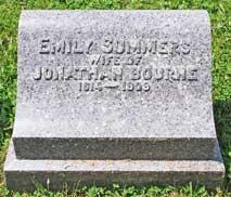 Emily Summers <I>Howland</I> Bourne