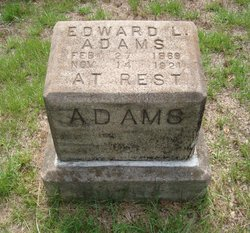 Edward L Adams