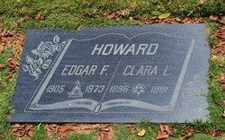 Clara Louisa <I>Melcher</I> Howard