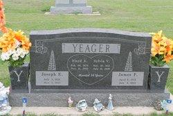 Joseph E Yeager