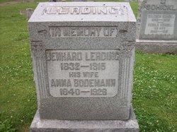 Anna <I>Bodemann</I> Lerding