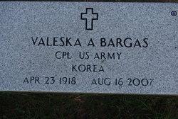Valeska A. Bargas