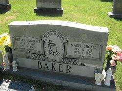 Mabel Irene <I>Choate</I> Baker