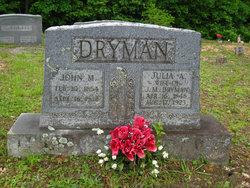 John Mantooth Dryman