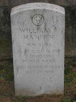 William Frederick Hanifin