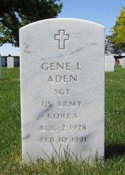 Gene Laverne Aden