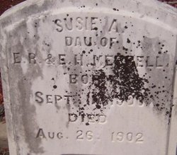 Susie A. Merrell