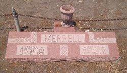 Joanna Abigale <I>McCleskey</I> Merrell