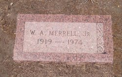 William Arthur Merrell, Jr