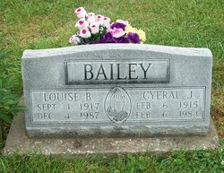 Cyeral James Bailey