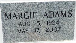 Margie <I>Guidry</I> Adams