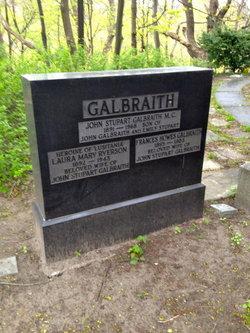 Mrs Laura Mary <I>Ryerson</I> Galbraith