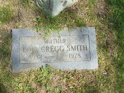 Lois <I>Cregg</I> Smith