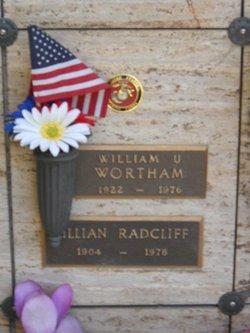 Lillian <I>Farkner</I> Radcliff