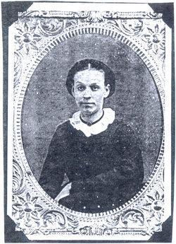Sarah Winifred <I>Giles</I> Homsley