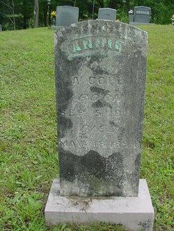 """Ann Manos """"Annie"""" <I>Hands</I> Cope"""