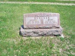 Mary <I>Bell</I> Kuecker