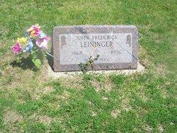 John Frederick Leininger