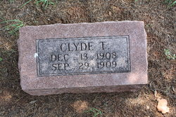 Clyde T Cook