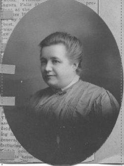 Frances Amelia <I>Baker</I> Hayward