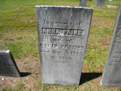 Anna <I>Paine</I> Denison
