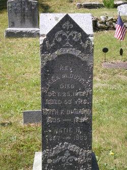 Ruth F. <I>Howland</I> Dunham