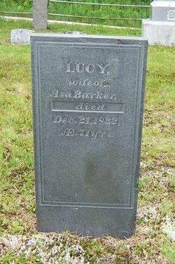 Lucy <I>Porter</I> Barker