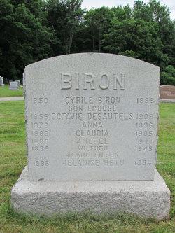 Eileen Gertrude <I>Renehan</I> Biron