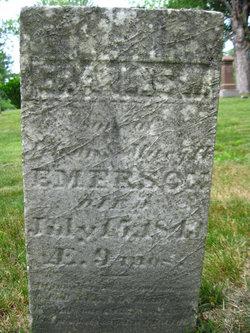 Charles N Emerson