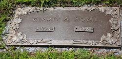 """Kermit Alexander """"Kerm"""" Royal"""