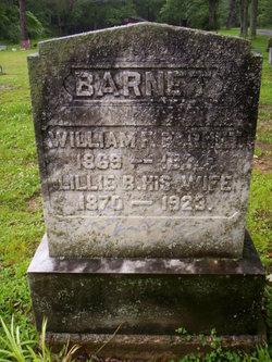 Lillie B Barnet