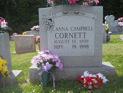 Anna Campbell Cornett