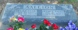 Elmer Paul Axelton