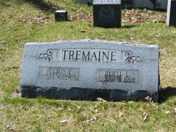 Beryl L. <I>Cole</I> Tremain