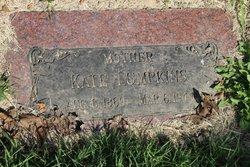 Kate <I>Kuykendall</I> Lumpkins