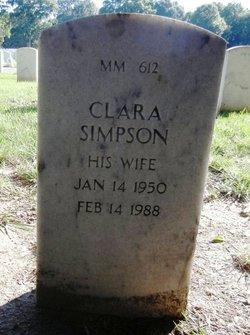 Clara Simpson