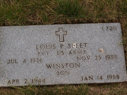 Louis P Sleet