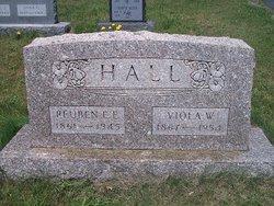 Viola W. <I>Baker</I> Hall