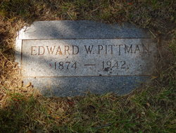Edward William Pittman