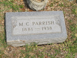 Melville Clyde Parrish, Sr