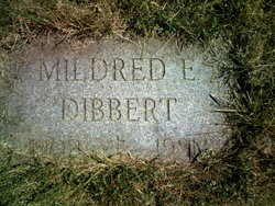 Mildred <I>Williams</I> Dibbert