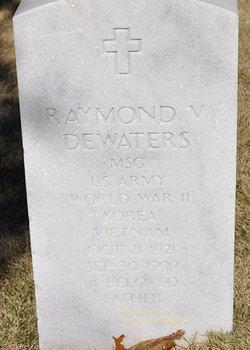 Raymond V Dewaters
