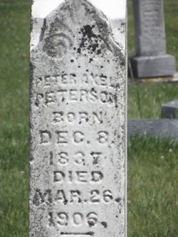 Peter Axel Peterson