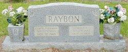 Elmer <I>Parkman</I> Raybon